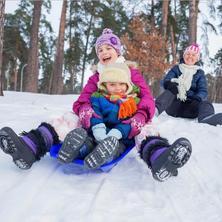 Čtyřdenní zimní pobyt spolopenzí a wellness  na Vysočině