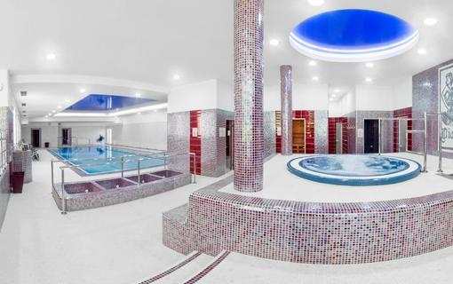 SPA HOTEL DIANA Wellness