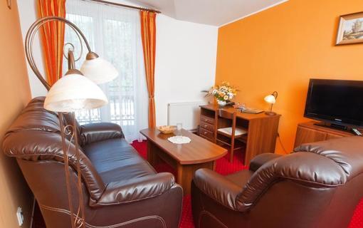 SPA HOTEL DIANA Apartmá Klasik, SPA HOTEL DIANA, Františkovy Lázně