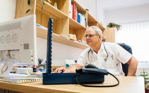 SPA HOTEL DIANA Vlastní lékař v hotelu