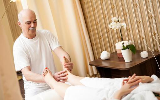 SPA HOTEL DIANA SPA HOTEL DIANA - masáž plosky nohy