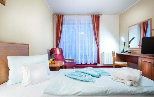 SPA HOTEL DIANA Jednolůžkový pokoj Klasik, SPA HOTEL DIANA, Františkovy Lázně