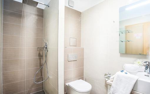 SPA HOTEL DIANA Jednolůžkový pokoj Klasik-koupelna