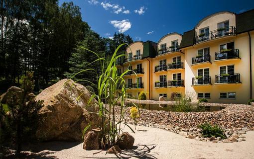 SPA HOTEL DIANA SPA HOTEL DIANA, Františkovy Lázně, Franzensbad