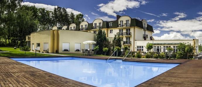 SPA HOTEL DIANA Františkovy Lázně