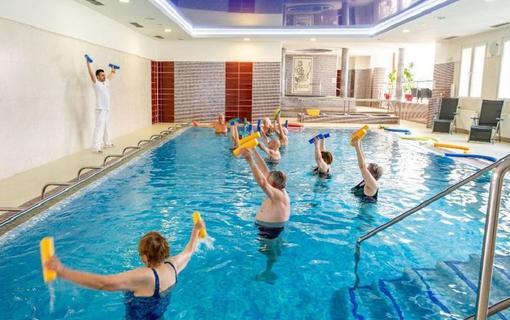 SPA HOTEL DIANA Vnitřní bazén
