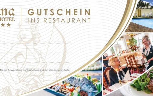 SPA HOTEL DIANA Gutschein ins Restaurant Diana