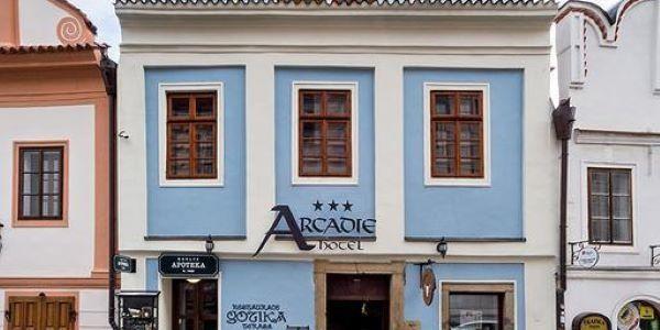 Hotel ARCADIE Český Krumlov