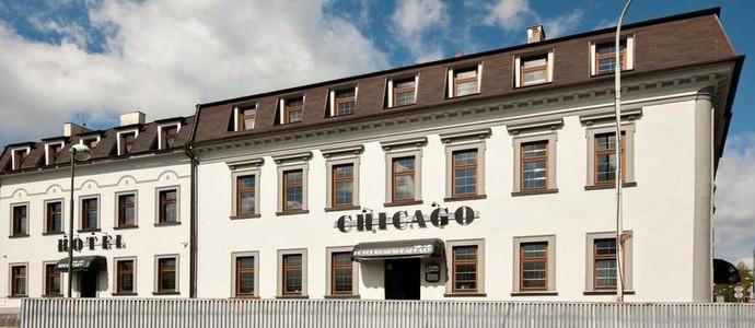 Hotel Chicago Chomutov