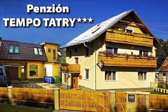 Penzion Tempo Tatry v Pribyline Pribylina