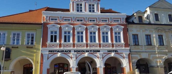 Hotel Sokolský dům Domažlice