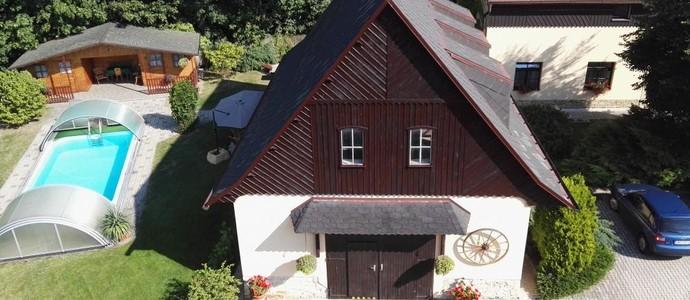 Ubytování Na Statku-Česká Skalice-pobyt-Seniorská relaxace v Babiččině údolí