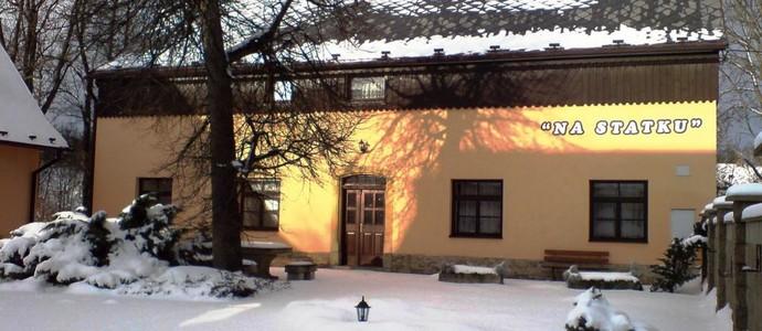 Ubytování Na Statku Česká Skalice