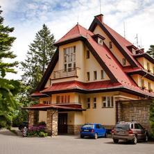 Parkhotel Skalní město Holín