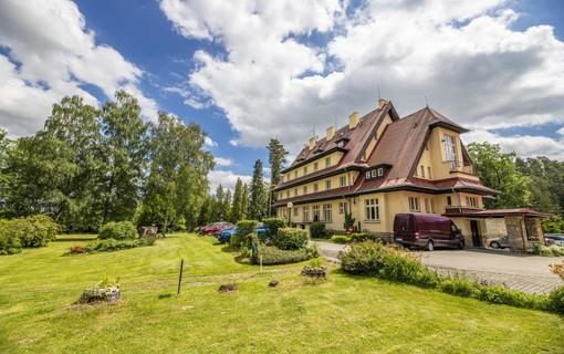 Prázdniny v Českém ráji-Parkhotel Skalní město 1154285897