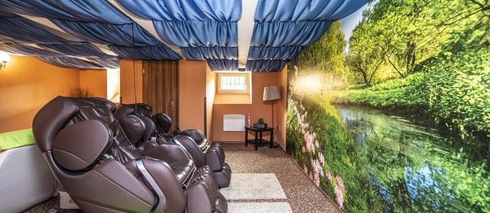 Parkhotel Skalní město-Holín-pobyt-Český ráj pro aktivní seniory
