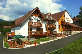 Hotel Helena Rokytnice nad Jizerou