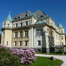 Kramářův Zámek (Hotel Větrov) Vysoké nad Jizerou