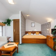 Hotel Jelínkova vila Velké Meziříčí 1133410779
