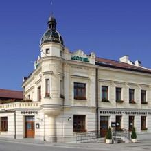 Hotel Jelínkova vila Velké Meziříčí