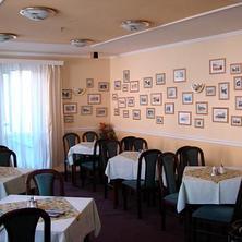 Restaurace pro hotelové hosty - snídaně