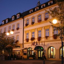 Hotel Česká koruna Děčín