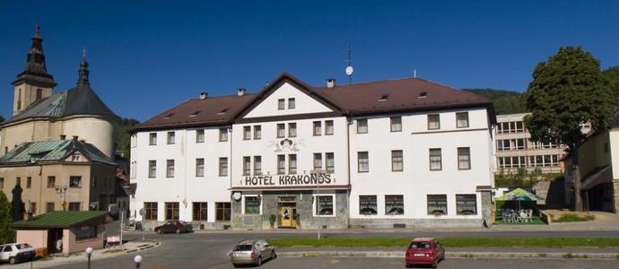 hotel Krakonoš Rokytnice nad Jizerou