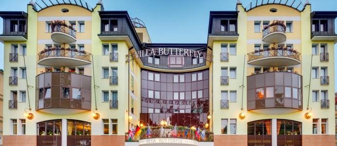 Butterfly Ensana Health Spa Hotel Mariánské Lázně