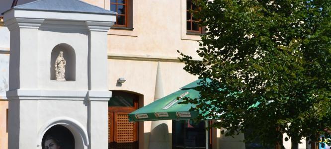 Hotel Antoň Telč