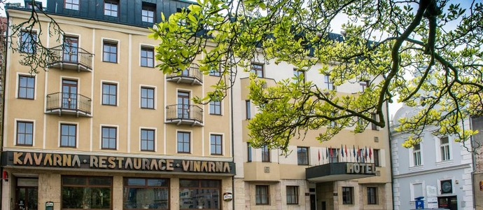 Hotel GRAND Uherské Hradiště