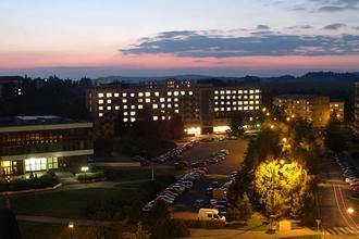 Žďárský hotel Jehla Žďár nad Sázavou
