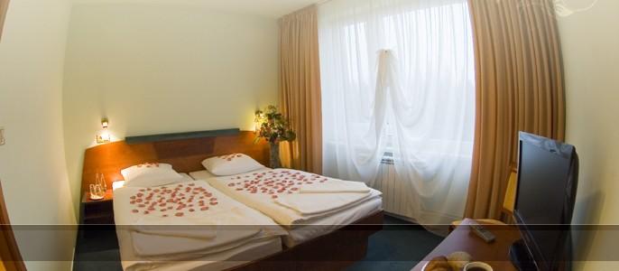 Žďárský hotel Jehla-Žďár nad Sázavou-pobyt-Romantický pobyt
