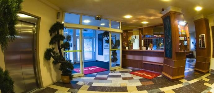 Žďárský hotel Jehla Žďár nad Sázavou 1126787631