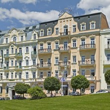 Hotel Paris Mariánské Lázně