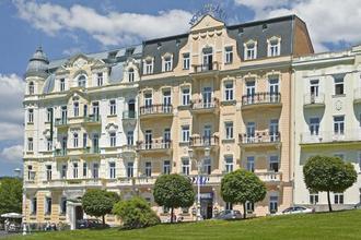 Mariánské Lázně-Hotel Paris