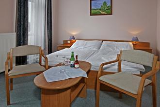 Mariánské Lázně-pobyt-Léčebný pobyt v Hotelu Paris na 14 nocí