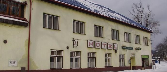 Hotel Potocký Velké Karlovice 45243272