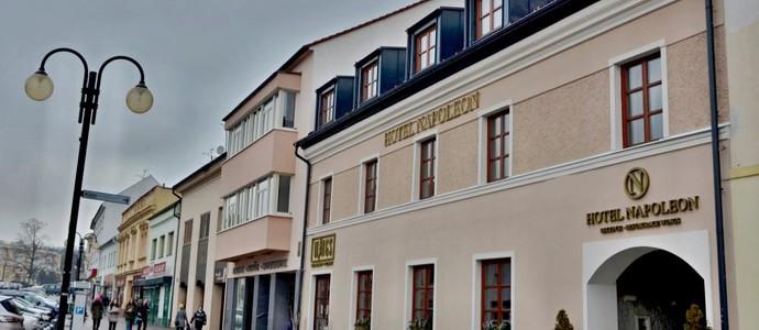 Hotel Napoleon Slavkov u Brna