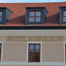 Hotel Napoleon Slavkov u Brna 44108128
