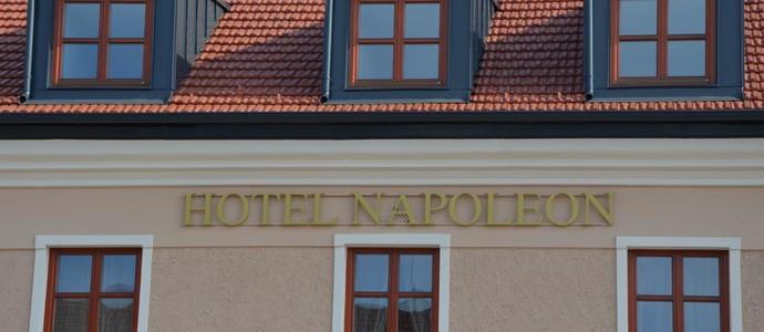 Hotel Napoleon Slavkov u Brna 1120448192
