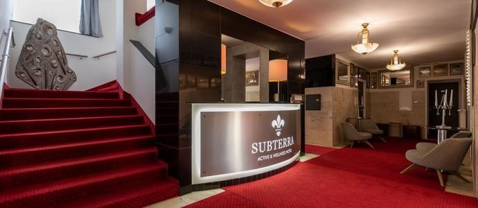 Hotel Subterra Ostrov 1137068209