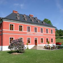 Hotel Zámeček Jetřichovice