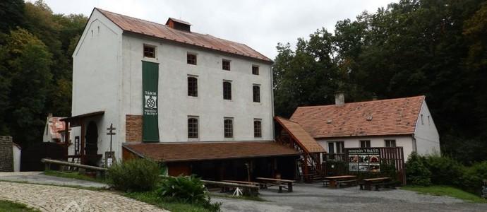 Housův mlýn Tábor