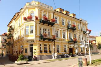 Františkovy Lázně-Lázeňský dům Palace I