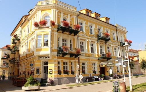 Klasický léčebný pobyt s plnou penzí na 21 nocí-Lázeňský dům Palace I 1151719343