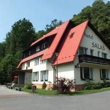 Hotel Salaš Šenov u Nového Jičína