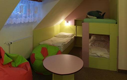 Hotel Mesit Dětský pokoj