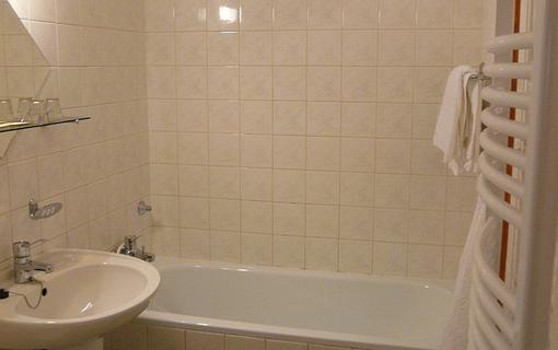 Hotel Mesit Koupelna