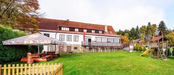 Hotel Krásná Vyhlídka Stachy 1133419429