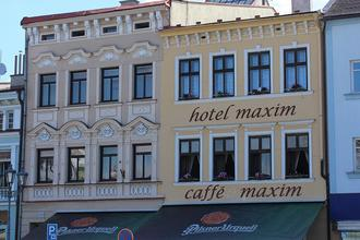 Hotel Maxim Frýdek Místek